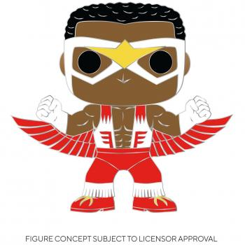 Falcon POP! Pins - Falcon (Marvel)