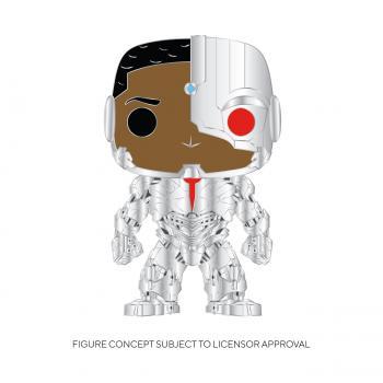 Cyborg POP! Pins: Cyborg (DC Comics)