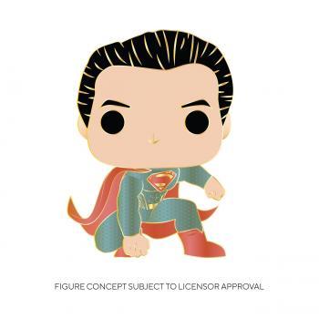 Superman POP! Pins - Superman (DC Comics)