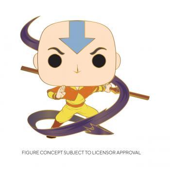 Avatar The Last Airbender POP! Pins - Aang
