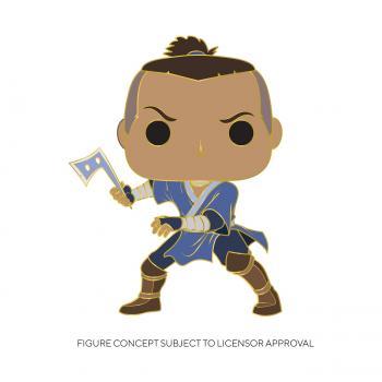 Avatar The Last Airbender POP! Pins - Sokka