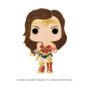Wonder Woman POP! Pins - Wonder Woman (DC Comics)
