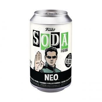Matrix Vinyl Soda Figure - Neo (Limited Edition: 10,000 PCS)