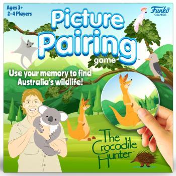 Crocodile Hunter Signature Games - Picture Pairing