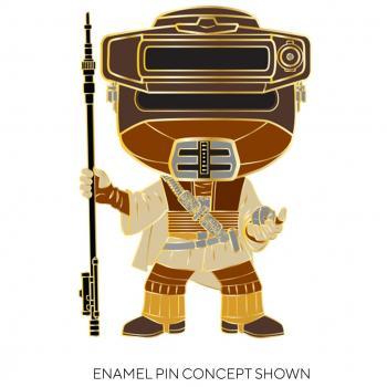 Star Wars POP! Pins - Leia (Boushh)