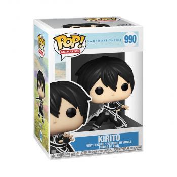 Sword Art Online POP! Vinyl Figure - Kirito (New Version) [STANDARD]