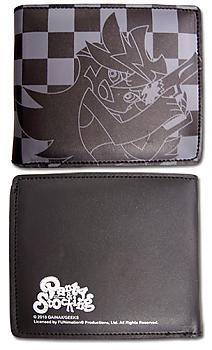 Panty & Stocking Wallet - Panty Checkered Black
