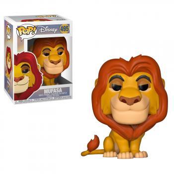 Lion King POP! Vinyl Figure - Mufasa (Disney)
