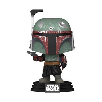 Star Wars: Mandalorian POP! Vinyl Figure - Boba Fett