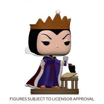 Snow White POP! Vinyl Figure - Queen Grimhilde  [COLLECTOR]