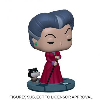 Cinderella POP! Vinyl Figure - Lady Tremaine (Halloween)  [COLLECTOR]