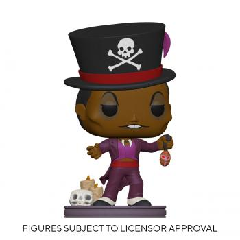 The Princess and the Frog POP! Vinyl Figure - Doctor Facilier (Halloween) [COLLECTOR]