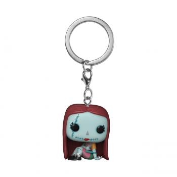 Nightmare Before Christmas Pocket POP! Key Chain - Sally (Sewing)