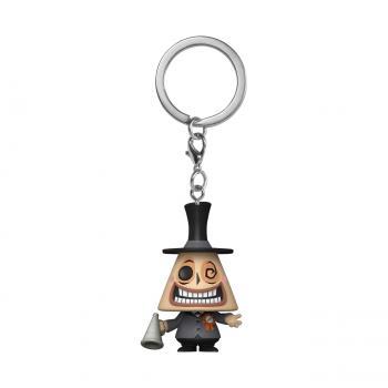 Nightmare Before Christmas Pocket POP! Key Chain - The Mayor