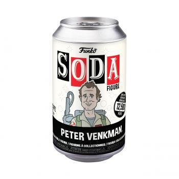 Ghostbusters Vinyl Soda Figure - Venkman (Limited Edition: 12,500 PCS)