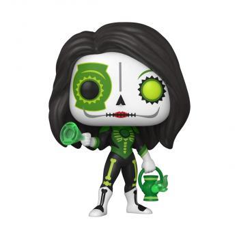 DC Comics Dia De Los POP! Vinyl Figure -  Green Lantern (Jessica Cruz)  [COLLECTOR]