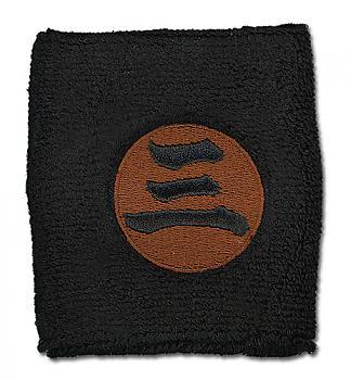 Naruto Shippuden Sweatband - Hidan's Symbol