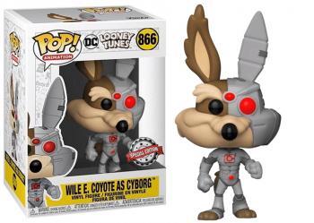 Looney Tunes POP! Vinyl Figure - Coyote as Cyborg (Special Edition)