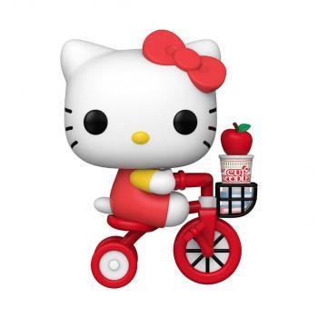 Hello Kitty x Nissin POP! Vinyl Figure - Hello Kitty on Bike