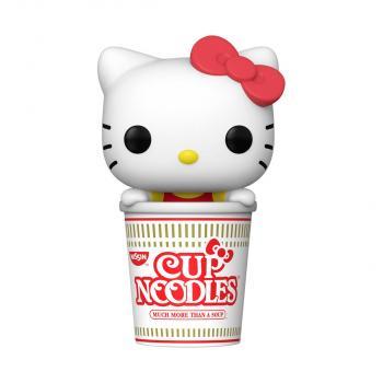Hello Kitty x Nissin POP! Vinyl Figure - Hello Kitty in Noodle Cup