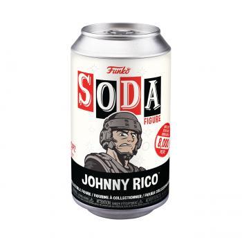 Starship Troopers Vinyl Soda Figure - Johnny Rico (Limited Edition: 8,000 PCS)