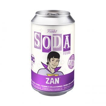 Super Friends DC Comics Vinyl Soda Figure - Zan (Limited Edition: 8,000 PCS)