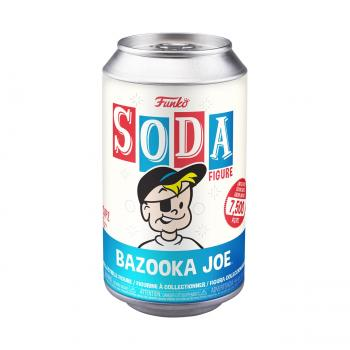 Ad Icons Vinyl Soda Figure - Bazooka Joe (Limited Edition: 7,500 PCS)