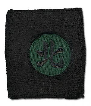 Naruto Shippuden Sweatband - Kakuzu's Symbol