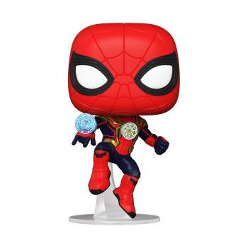 Spider-man No Way Home POP! Vinyl Figure - Spiderman (Integrated Suit) [STANDARD]