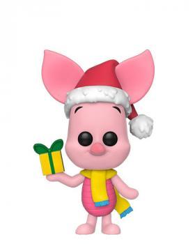Disney Holiday POP! Vinyl Figure - Piglet w/ Present