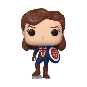 Marvel What If POP! Vinyl Figure - Captain Carter