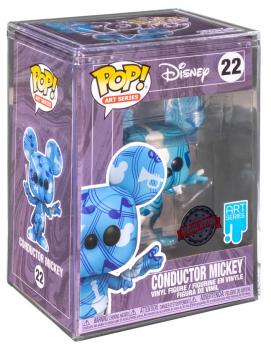 Mickey Mouse POP! Vinyl Figure - Conductor Mickey (Artist Series) (Special Edition)