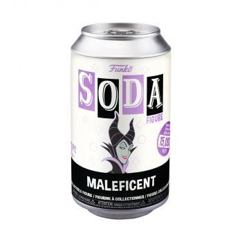 Sleeping Beauty Vinyl Soda Figure - Maleficent (Limited Edition: 15,000 PCS)