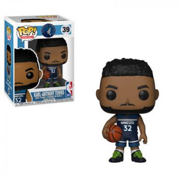 NBA Stars POP! Vinyl Figure - Karl-Anthony Towns (Timberwolves)