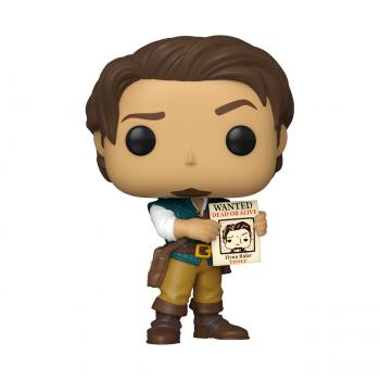 Tangled POP! Vinyl Figure  - Flynn Rider w/ Wanted Poster (AAA Anime Exclusive)  [COLLECTOR]