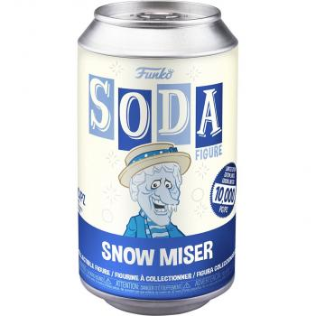 The Year Without Santa Claus Vinyl Soda Figure - Snow Miser (Limited Edition: 10,00 PCS)