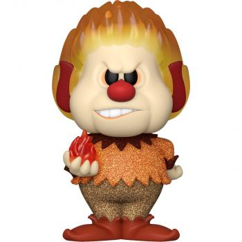The Year Without Santa Claus Vinyl Soda Figure -  Heat Miser  (Limited Edition: 10,00 PCS)