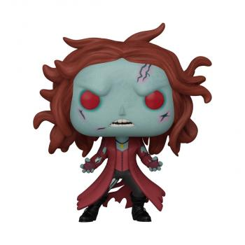 Marvel What If POP! Vinyl Figure - Zombie Scarlet Witch [COLLECTOR]