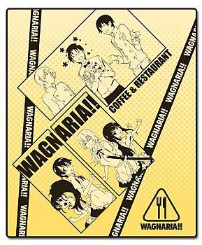 Wagnaria!! Throw Blanket - Group