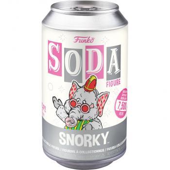 Disney Vinyl Soda Figure - Snorky (Limited Edition: 7,500 PCS)