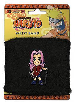 Naruto Sweatband - Chibi Sakura
