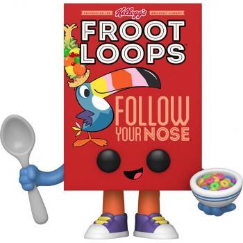 Ad Icons POP! Vinyl Figure - Froot Loops Cereal Box  [STANDARD]