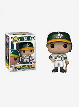 MLB Stars POP! Vinyl Figure - Khris Davis (Oakland Athletics)