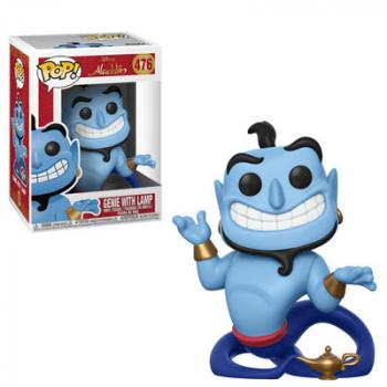 Aladdin POP! Vinyl Figure - Genie w/ Lamp (Disney)
