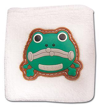 Naruto Sweatband - Frog Purse Logo