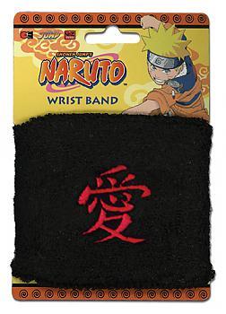Naruto Sweatband - Gaara's Love Kanji