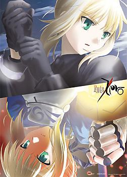 Fate/Zero Wall Scroll - Saber