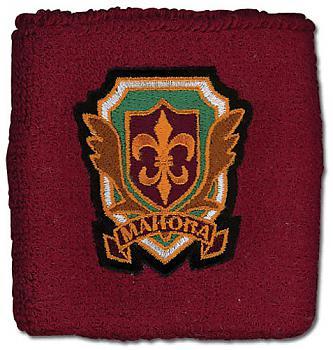 Negima Sweatband - Mahora School Logo