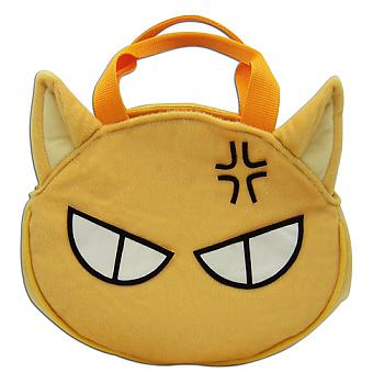 Fruits Basket Plush Handbag - Kyo Face