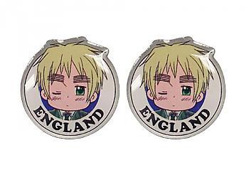 Hetalia Earring - England